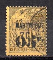 Sello Nº 13 Martinica - Martinica (1886-1947)