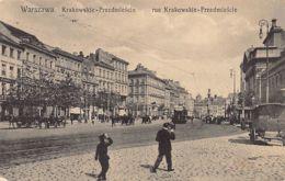Poland - WARSAW - Krakowskie Przedmiescie - Publ. Chlebowski 54. - Poland