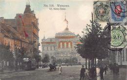Poland - WARSAW - Ul. Nowy-Swiat - Publ. H.P. 118. - Polen
