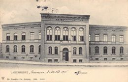 Poland - LEBORK - Gymnasium - Publ. Trenkler. - Pologne
