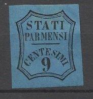 Italie Rare Parme Taxe Pour Journaux N° 2a Neuf *  B/TB   ... ... Soldé à Moins De  20  %  ! ! ! ! - Parme