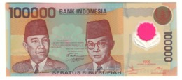 Indonesia 100000 Rupiah 1999 UNC .PL. - Indonesia