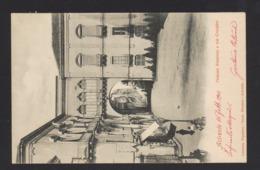 16513 Acireale - Palazzo Vescovile E Via Crociferi F - Acireale