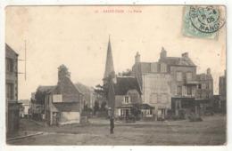 50 - SAINT-PAIR - La Place - 1905 - Saint Pair Sur Mer