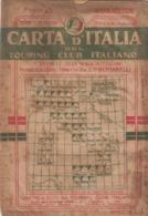 12658-T.C.I-BADOLATO-SCALA 1:250.000-1937 - Carte Geographique
