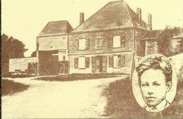 08 Ardennes  CHARLEVILLE La Ferme Ou Naquit En 1825 Madame RIMBAUD Lire Le Récit - Charleville