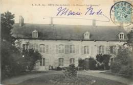 RETY LE CHATEAU LES BARREAUX - France