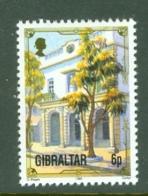 Gibraltar: 1993/95   Architectural Heritage     SG699a    6p      MNH - Gibilterra