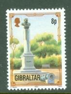 Gibraltar: 1993/95   Architectural Heritage     SG699c    8p      MNH - Gibilterra