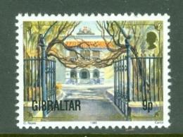 Gibraltar: 1993/95   Architectural Heritage     SG699d    9p      MNH - Gibraltar