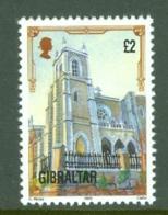 Gibraltar: 1993/95   Architectural Heritage     SG706a    £2      MNH - Gibilterra