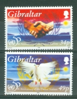 Gibraltar: 1995   50th Anniv Of U.N.   MNH - Gibraltar