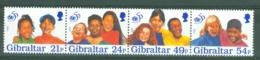 Gibraltar: 1996   50th Anniv Of UNICEF   MNH - Gibraltar