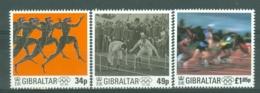 Gibraltar: 1996   Centenary Of Modern Olympic Games   MNH - Gibraltar