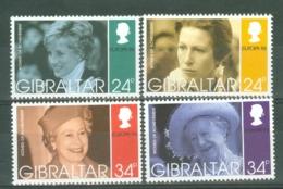 Gibraltar: 1996   Europa - Famous Women   MNH - Gibilterra
