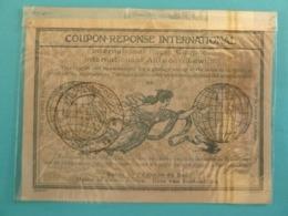 COUPON REPONSE INTERNATIONAL JOHANNESBURG - Ohne Zuordnung