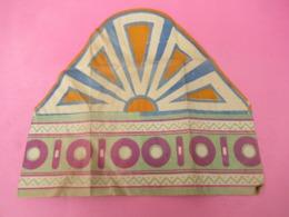"""Chapeau Papier Type """" Tour De France""""/Modéle Coiffe INCA/  /Vers 1920-1940    JE238 - Autres Collections"""