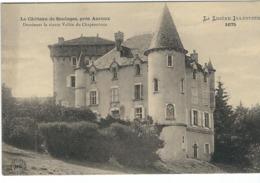 Lozere : Auroux (Environs), Chateau De Soulages - France