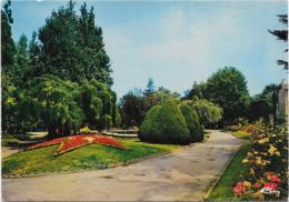 CPSM - ST CHAMOND - JARDIN DES PLANTES - Saint Chamond