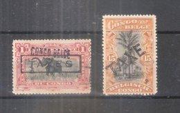 Congo Belge - TX.23 + TX.33 - XX/MNH  (à Voir) - Congo Belge