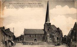 CPA Vieil-Bauge (M.-&-L.) - L'Église Du XI Siecle (253828) - France