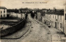 CPA CHEMILLE - Rue Nationale (296542) - Chemille