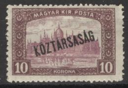 Ungarn 235 * - Ongebruikt