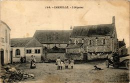 CPA CHEMILLE - L'Hopital (296937) - Chemille