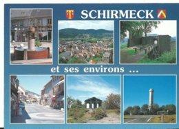 67  Schirmeck  Aspect Divers - Schirmeck
