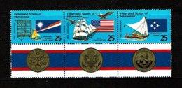 Micronesia 1990 Sc # 126a  MNH ** - Micronésie