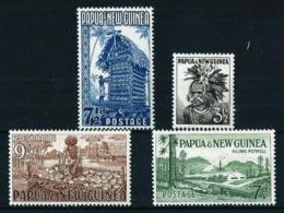 Papúa Nueva Guinea Nº 8-9-20-25 Nuevo* Cat.46€ - Papúa Nueva Guinea