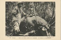 Chez Les Pères Blancs De L' OUGANDA - La Chasse Du Missionnaire ( à L' Hippopotame ) - Ouganda