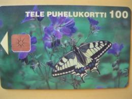 Télécarte De Finlande - Finlande