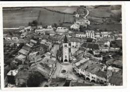 ARINTHOD Vue Aérienne L'Eglise, La Place Et Les Maisons à Arcades.  Cim 13174, Cpsm (tb Décollé) - Altri Comuni