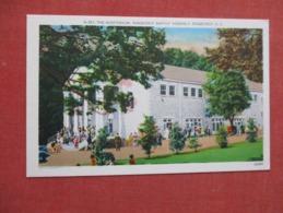 Ridgecrest Baptist Assembly     Ridgecrest  North Carolina  Ref 3607 - United States