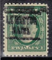 USA Precancel Vorausentwertung Preo, Locals Maine, Lewiston 1917-503 - Precancels