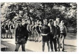 """BARRETAINE-CHAMPVAUX Par POLIGNY Colonie  """"Jeunes Champenois"""". Pour Le Repos, Tout Le Monde Est Là Ed. Renaissance Troye - France"""