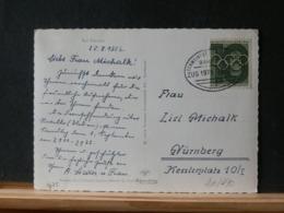 A10/490  CP  ALLEMAGNE - Briefe U. Dokumente