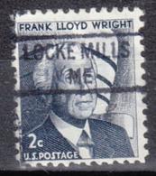 USA Precancel Vorausentwertung Preo, Locals Maine, Locke Mills 841 - Vereinigte Staaten