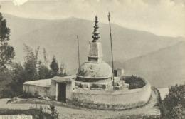 Tibet Thibet, Thibetan Tomb, Tibetan Stupa (1930s) Postcard - Tibet