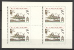 CSSR 2540 Kleinbogen ** Postfrisch - Blocs-feuillets