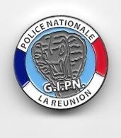 Jeton De Caddie  Département, POLICE  NATIONALE  G.I.P.N  à  LA  RÉUNION - Jetons De Caddies