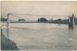 SAINT CYR SUR LOIRE - Crue De La Loire 1907 - Saint-Cyr-sur-Loire