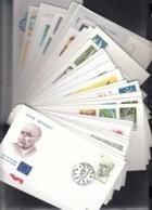 EUROPA Mitläuferausgaben 1988, 30 FDC, 19 Länder, (komplett) - Europa-CEPT