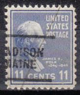USA Precancel Vorausentwertung Preo, Locals Maine, Madison 703 - Vereinigte Staaten