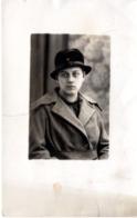 Porträt - Frau Mit Hut Ca 1940 - Fotografie