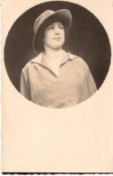 Porträt - Frau Mit Hut Ca 1935 - Fotografie
