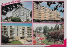 01 JASSANS RIOTTIER Cpm Multivues - Francia