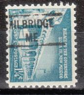 USA Precancel Vorausentwertung Preo, Locals Maine, Milbridge 841 - Vereinigte Staaten