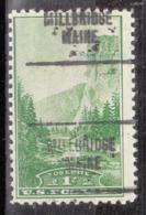 USA Precancel Vorausentwertung Preo, Locals Maine, Millbridge 704 - Vereinigte Staaten